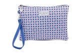 ILU Cosmetic Pouch (Blue)