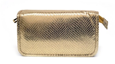 SG Collection Mirrored Makeup Pouch