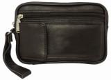 Chimera Leather Passport Pouch (Black)