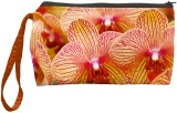 Color Plus Cosmetic Pouch (Red, Yellow)