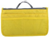 Shopo Cosmetic Pouch (Yellow)