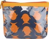 Needlecrest Cosmetic Pouch (Orange, Blue...