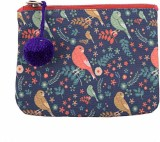 The Crazy Me Cosmetic Pouch (Multicolor)