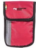 Adventureworx Passport Pouch (Red)