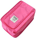 Enfin Homes Shoe Pouch (Pink)