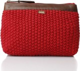 Pluchi Cosmetic Pouch (Red)