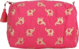 Needlecrest Cosmetic Pouch (Pink)