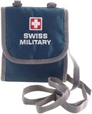 Swiss Military Passport Pouch (Blue)