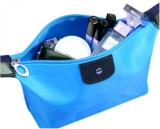 Pack N Buy Cosmetic Pouch (Blue)