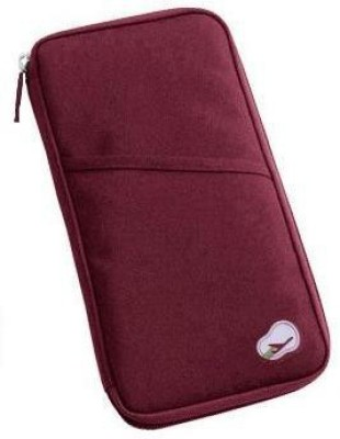 Home Union Passport - Holder Zipper Wallet