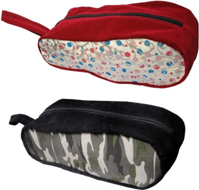Richiee Shoe & Slipper Carrying Pouch