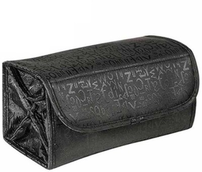 Gep Roll N go Portable Handy Cosmetic Bag(Black-05GEP)