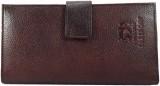 Moochies Passport Pouch (Brown)
