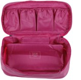 Ruby Cosmetic Pouch (Pink)
