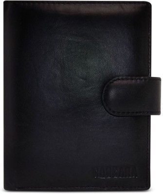 Cascara Leather Passport Holder