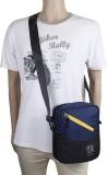 Layout Waist Bag (Blue)