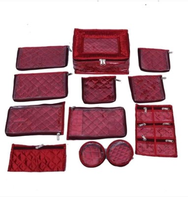 Hanman Travel toiletry All in one jewellery kit pouch
