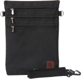 Walletsnbags Neck Pouch (Black)