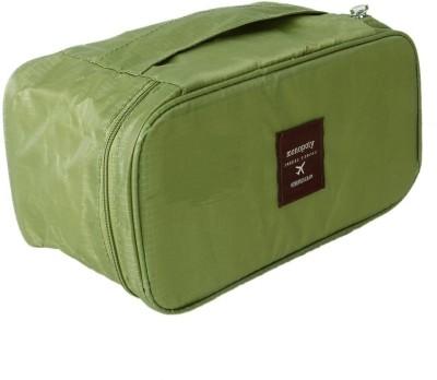 Home Union Travel Underwear Lingerie Organizer - Green