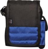Spyki Neck Pouch (Black, Blue)