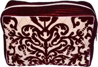 Radhika Goyal Fabric travel pouch
