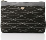 Pluchi Cosmetic Pouch (Black)