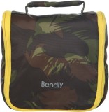 Bendly Cosmetic Pouch (Brown)