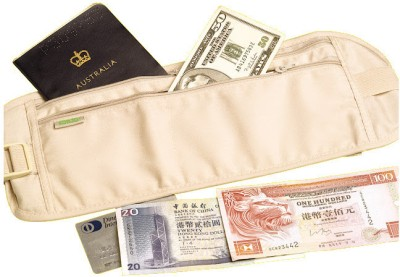 Korjo Money Belt - Polycotton
