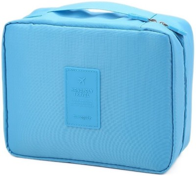 Ruby Travel Kit Pouch-Blue