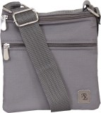 Walletsnbags Neck Pouch (Grey)