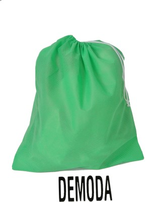 Demoda Shoe pouch(Pack of 6-Parrot green)