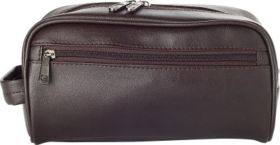 BagsRus Leather Travel Kit - Travel 23 inch Length Multi Purpose Kit