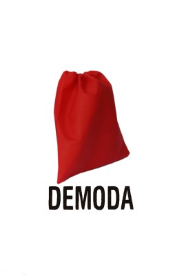 Demoda Non woven Shoe Bag (Pack of 12-Red)