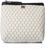 Pluchi Cosmetic Pouch (White)