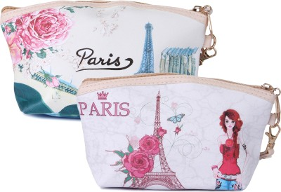 Uberlyfe Set of 2 Magic of Paris Jewellery Vanity Box