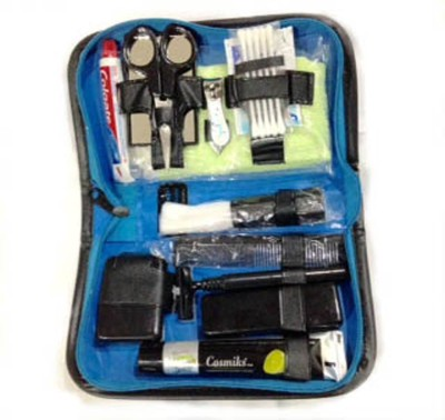 Toprun Thunder Mg Dx Travel Shaving Kit
