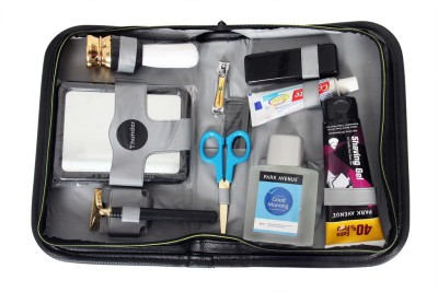 Toprun Thunder Park Avenue Travel Shaving Kit & Bag