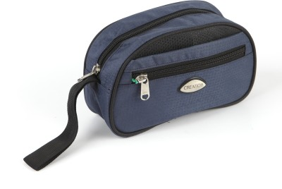Creation S BLU Travel Shaving Kit & Bag