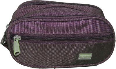 Bagathon India Multipurpose Travel Cosmetic Pouch and Shaving Kit With Three Compartments Travel Shaving Bag