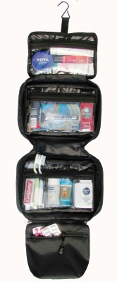 Goodtimes Premium -Four Layer Toiletry Travel Shaving Bag