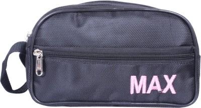 PSH three fold Travel Shaving Bag(Black)