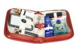 Toprun Thunder Jordan Travel Shaving Kit...