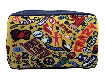 The Crazy Me Music Bug Travel Toiletry Kit