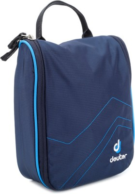 Deuter Wash Center I Travel Toiletry Kit(Midnight and Turquoise)