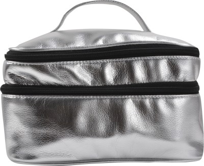 Carry on Bags Silver Utility case Travel Toiletry Kit