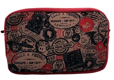 The Crazy Me Make Vintage Stamps Travel Toiletry Kit