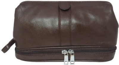 Chimera Leather 3643 Travel Toiletry Kit