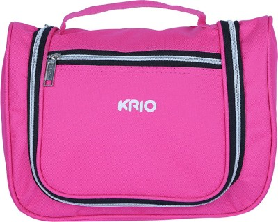 Krio Designs Hanging Organizer Travel Toiletry Kit