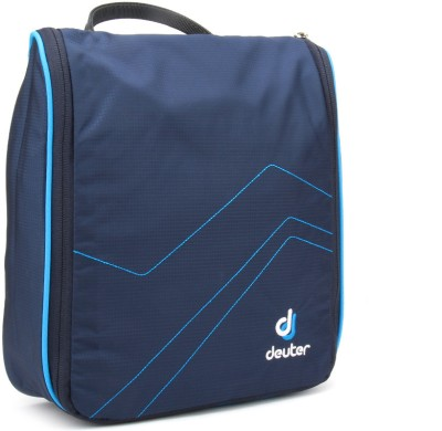 Deuter Wash Center II Travel Toiletry Kit(Midnight and Turquoise)