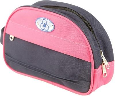 ARcreationz Smart Travel Kit- Pink & Blue Travel Toiletry Kit
